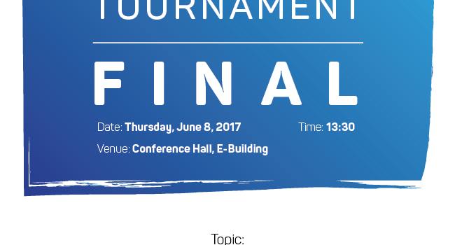 Debate Tournament Final