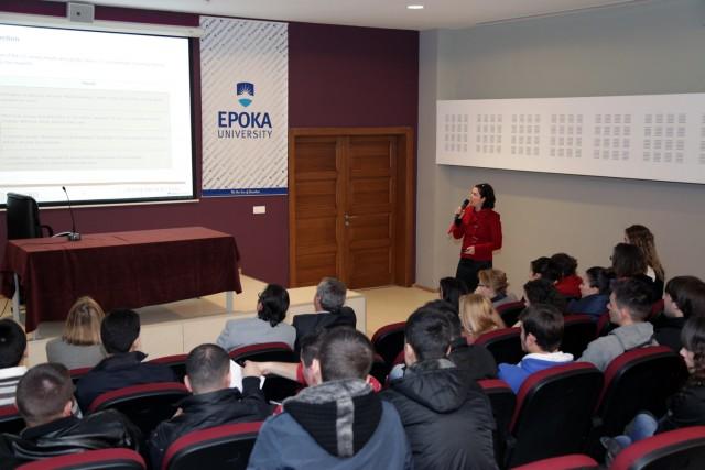 Epoka University::Gallery
