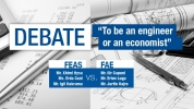 �To be an engineer or an economist�