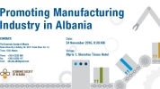 Promoting Manufacturing Industry in Albania