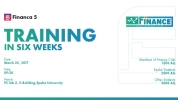 Finance 5 Training in Six Weeks