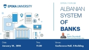Albanian System of Banks