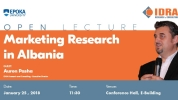 Marketing Research in Albania