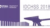 Design Competition IDCHSS 2018