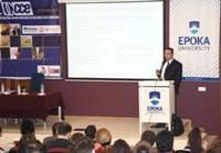 Epoka University successfully closes the proceedings of the 2nd International Balkans Conference on Challenges of Civil Engineering
