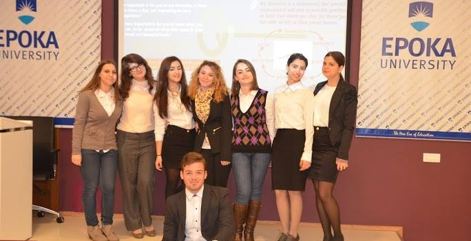 Entrepreneur Club in collaboration with Conflict Resolution Club organizes Business Plan Competition