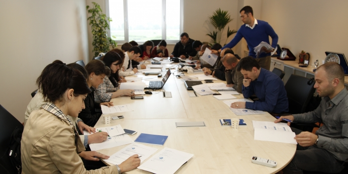 Project Coordination and Advisory Office organized the First Project Management Workshop