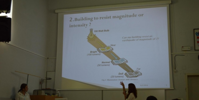 Civil Engineering students attended 2nd ISUCCES 2014 in Osijek, Croatia