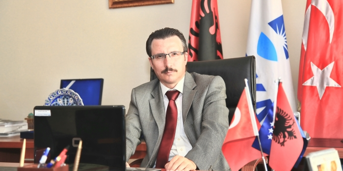 The Rector of Epoka University, Prof. Dr. Remzi Altın: It is the right moment for the reform in Higher Education