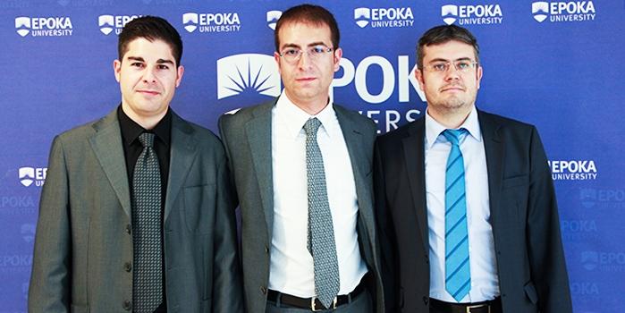 Epoka University News Epoka University Signs The Agreement With