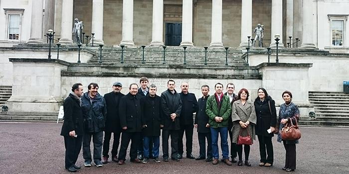 Epoka university news senate members visit university college senate members visit university college london uk sciox Gallery