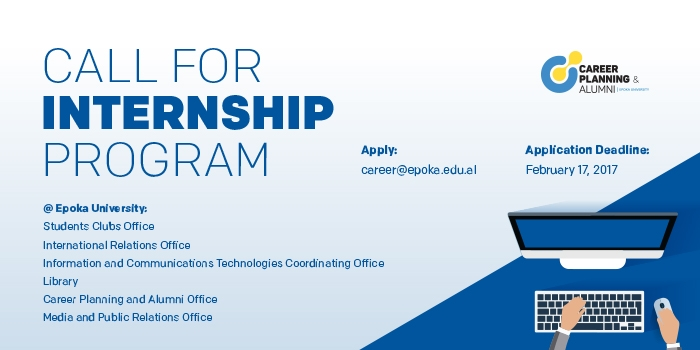 Call for Internship Program